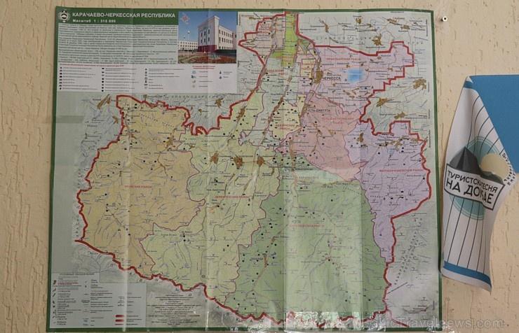 Travelnews.lv divas naktis nakšņo vienkāršā, bet viesmīlīgā Dombaja viesnīcā «Elbrus». Atbalsta: Magtur