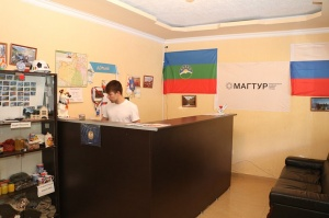 Travelnews.lv divas naktis nakšņo vienkāršā, bet viesmīlīgā Dombaja viesnīcā «Elbrus». Atbalsta: Magtur 11