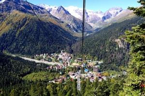 Travelnews.lv iepazīst Dombaja kalnus Kaukāzā. Atbalsta: Magtur 4