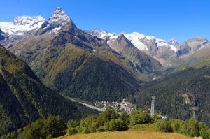 Travelnews.lv iepazīst Dombaja kalnus Kaukāzā. Atbalsta: Magtur 6