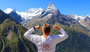 Travelnews.lv iepazīst Dombaja kalnus Kaukāzā. Atbalsta: Magtur 7