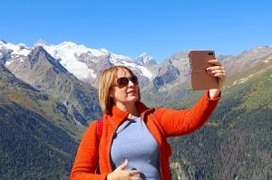 Travelnews.lv iepazīst Dombaja kalnus Kaukāzā. Atbalsta: Magtur 11