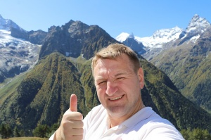 Travelnews.lv iepazīst Dombaja kalnus Kaukāzā. Atbalsta: Magtur 14