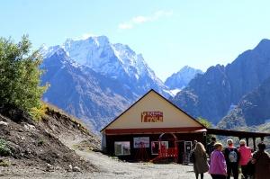 Travelnews.lv iepazīst Dombaja kalnus Kaukāzā. Atbalsta: Magtur 24
