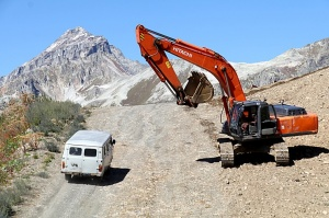 Travelnews.lv iepazīst Dombaja kalnus Kaukāzā. Atbalsta: Magtur 27