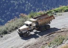 Travelnews.lv iepazīst Dombaja kalnus Kaukāzā. Atbalsta: Magtur 29