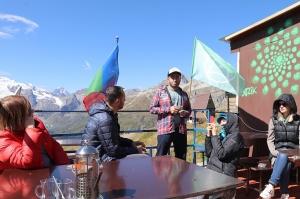 Travelnews.lv iepazīst Dombaja kalnus Kaukāzā. Atbalsta: Magtur 34