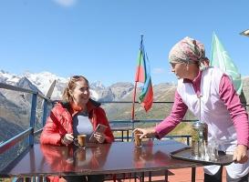 Travelnews.lv iepazīst Dombaja kalnus Kaukāzā. Atbalsta: Magtur 36