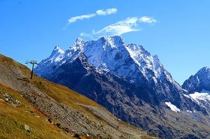 Travelnews.lv iepazīst Dombaja kalnus Kaukāzā. Atbalsta: Magtur 40