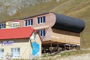 Travelnews.lv iepazīst Dombaja kalnus Kaukāzā. Atbalsta: Magtur 41