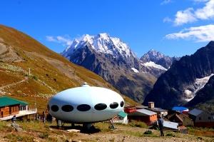Travelnews.lv iepazīst Dombaja kalnus Kaukāzā. Atbalsta: Magtur 43
