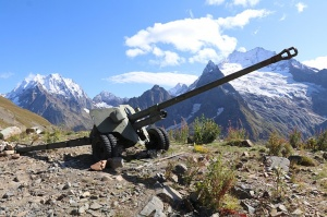 Travelnews.lv iepazīst Dombaja kalnus Kaukāzā. Atbalsta: Magtur 46