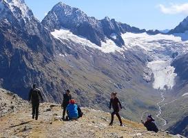 Travelnews.lv iepazīst Dombaja kalnus Kaukāzā. Atbalsta: Magtur 81