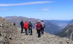 Travelnews.lv iepazīst Dombaja kalnus Kaukāzā. Atbalsta: Magtur 86