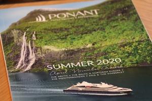 Tūrisma firma «Cruiselines» pie brokastu galda restorānā «Snob» iepazīstina ar  premium klases kruīzu kompāniju «Ponant» 7