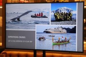 Tūrisma firma «Cruiselines» pie brokastu galda restorānā «Snob» iepazīstina ar  premium klases kruīzu kompāniju «Ponant» 25