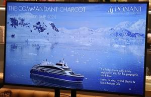 Tūrisma firma «Cruiselines» pie brokastu galda restorānā «Snob» iepazīstina ar  premium klases kruīzu kompāniju «Ponant» 30