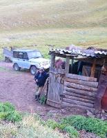 Travelnews.lv ar apvidus spēkratu «UAZ» dodas Kaukāza kalnu bezceļos. Atbalsta: Magtur 11