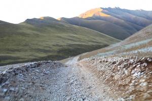 Travelnews.lv ar apvidus spēkratu «UAZ» dodas Kaukāza kalnu bezceļos. Atbalsta: Magtur 14