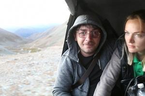 Travelnews.lv ar apvidus spēkratu «UAZ» dodas Kaukāza kalnu bezceļos. Atbalsta: Magtur 15
