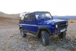 Travelnews.lv ar apvidus spēkratu «UAZ» dodas Kaukāza kalnu bezceļos. Atbalsta: Magtur 18