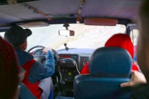 Travelnews.lv ar apvidus spēkratu «UAZ» dodas Kaukāza kalnu bezceļos. Atbalsta: Magtur 27