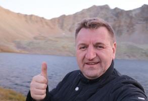 Travelnews.lv ar apvidus spēkratu «UAZ» dodas Kaukāza kalnu bezceļos. Atbalsta: Magtur 32