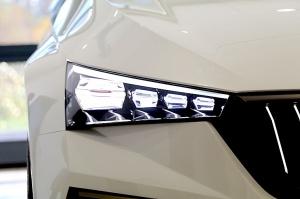 «Green Motors» divas dienas publikai prezentē jaunā koncepta auto «Škoda Vision RS» 6