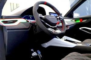 «Green Motors» divas dienas publikai prezentē jaunā koncepta auto «Škoda Vision RS» 9
