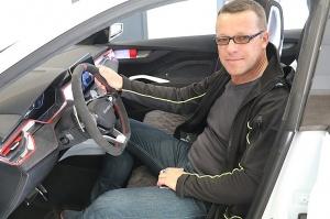 «Green Motors» divas dienas publikai prezentē jaunā koncepta auto «Škoda Vision RS» 20