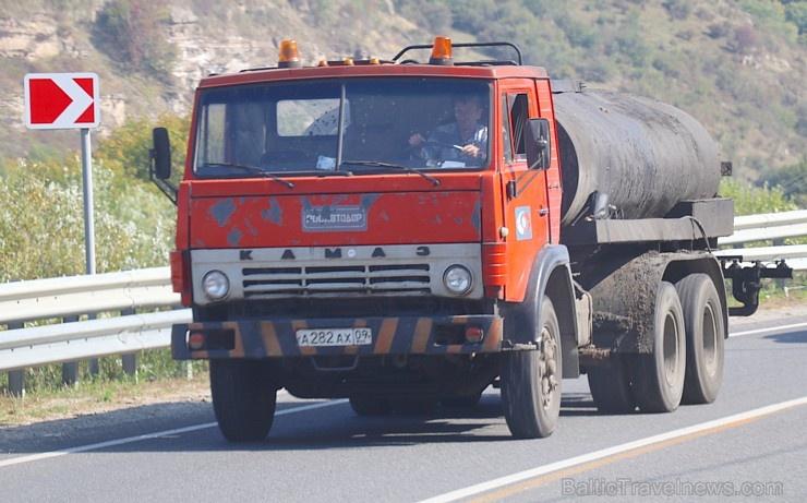 Travelnews.lv apceļo ar mikroautobusu Karačaja-Čerkesijas republiku. Atbalsta: Magtur