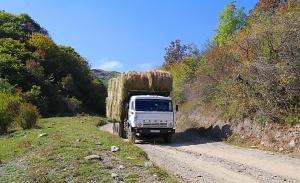 Travelnews.lv apceļo ar mikroautobusu Karačaja-Čerkesijas republiku. Atbalsta: Magtur 18