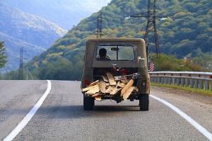 Travelnews.lv apceļo ar mikroautobusu Karačaja-Čerkesijas republiku. Atbalsta: Magtur 31