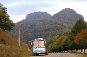 Travelnews.lv apceļo ar mikroautobusu Karačaja-Čerkesijas republiku. Atbalsta: Magtur 34