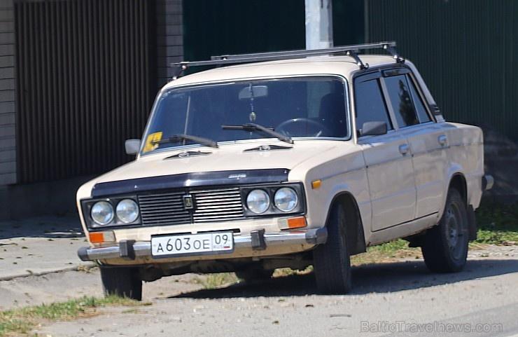Travelnews.lv piefiksē dažus fotomirkļus Karačajevskas pilsētā, kas atrodas Ziemeļkaukāzā. Atbalsta: Magtur
