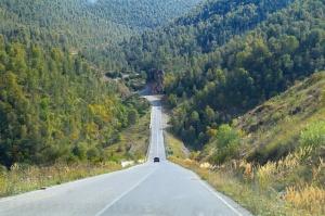 Travelnews.lv ar auto apceļo Kabarda-Balkārijas republiku Krievijā. Atbalsta: Magtur 35