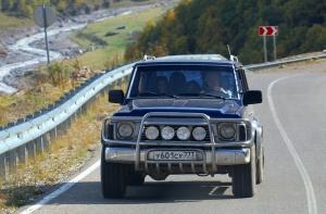 Travelnews.lv ar auto apceļo Kabarda-Balkārijas republiku Krievijā. Atbalsta: Magtur 52