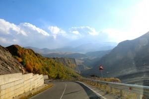 Travelnews.lv ar auto apceļo Kabarda-Balkārijas republiku Krievijā. Atbalsta: Magtur 58