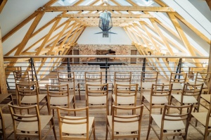 Rūmenes muižā, atzīmējot atjaunošanas 10 gadu jubileju, atklāj jaunu kultūras un svinību telpu KŪTS 11