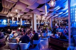 Restorānā Kolonāde. Mūsu stāsti sagatavota īpaša Rīgas restorānu nedēļas ēdienkarte - gardēžus pārsteigs uzkoda