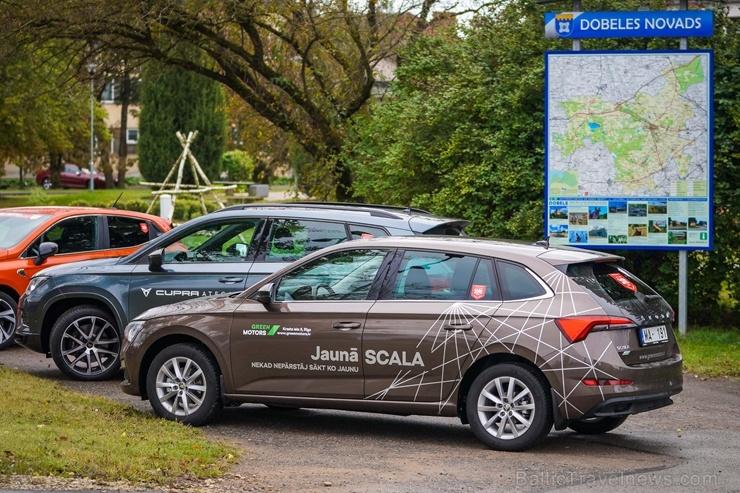 400 kilometru garajā testa maršrutā pa Zemgali tika izbrauktas gludas šosejas, rakstaini asfalta ielāpi un strauji līkumi