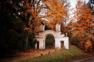 Tukumā rudenī valda īpaša noskaņa un krāsu spēles 1