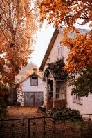 Tukumā rudenī valda īpaša noskaņa un krāsu spēles 5