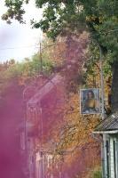 Tukumā rudenī valda īpaša noskaņa un krāsu spēles 15