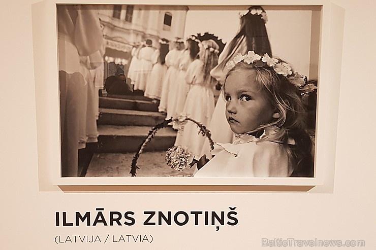 Latvijas Fotogrāfijas muzejā skatāma fotogrāfa Ilm