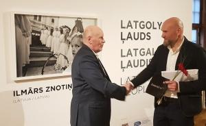 Latvijas Fotogrāfijas muzejā skatāma fotogrāfa Ilmāra Znotiņa izstāde «Latgolys ļauds» 10