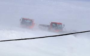 Travelnews.lv ar gaisa trošu vagoniņu uzbrauc sniegotajā Elbrusā līdz 3847 metriem. Atbalsta: Magtur