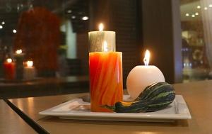Travelnews.lv ievērtē Jūrmalas viesnīcas restorāna «Kurshi Terase» vakariņu piedāvājumu 7