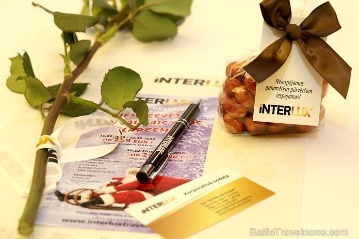 Tūroperators «Interlux Travel» viesnīcā «Radisson