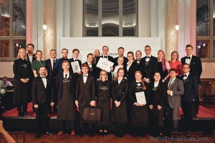 Baltijas labāko vīnziņu konkursa uzvaras laurus pl